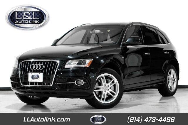 2016 Audi Q5 Premium Plus Lewisville TX