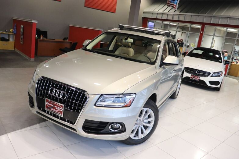 2016 Audi Q5 Premium Plus Model Technology Package Navigation Backup Camera Bang Olufsen Springfield NJ