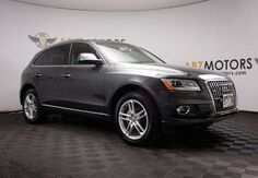 2016_Audi_Q5_Premium Plus Pano Roof,Blind Spot,Navigation,Camera_ Houston TX