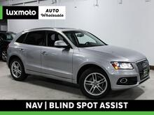 2016_Audi_Q5_Premium Plus quattro Nav Htd Seats Back-Up Camera_ Portland OR