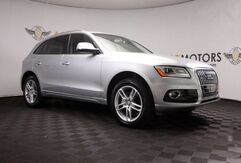 2016_Audi_Q5_Premium Plus,Pano Roof,Nav,Camera,Blind Spot_ Houston TX