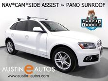 Audi Q5 Quattro 2.0T Premium Plus *NAVIGATION, SIDE ASSIST, BACKUP-CAM, PANORAMA MOONROOF, BANG & OLUFSEN, LEATHER, 19 INCH WHEELS, ADVANCED KEY, BLUETOOTH 2016