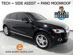 2016 Audi Q5 Quattro 2.0T Premium Plus *NAVIGATION, SIDE ASSIST, BACKUP-CAM, PANORAMA MOONROOF, BANG & OLUFSEN, LEATHER, 19 INCH WHEELS, ADVANCED KEY, SPORT INTERIOR PKG