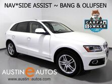 Audi Q5 Quattro 2.0T Premium Plus *NAVIGATION, SIDE ASSIST, BANG & OLUFSEN, BACKUP-CAM, PANORAMA SUNROOF, HEATED SEATS, BLUETOOTH 2016