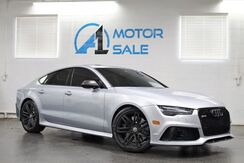 2016_Audi_RS 7_Prestige Exclusive Edition 1 of 50 Made! Carbon Fiber! Diamond Stitch!_ Schaumburg IL