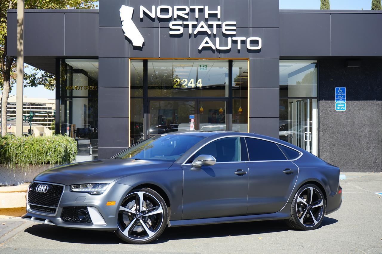 2016 Audi RS 7 Prestige Walnut Creek CA