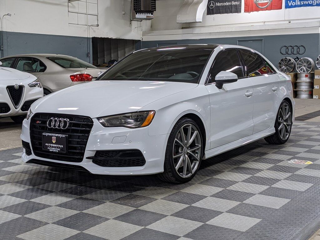 2016 Audi S3 2.0T Premium Plus Denver CO