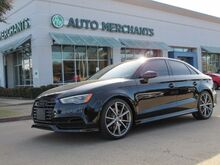 2016_Audi_S3_2.0T Premium Plus quattroS3 TECHNOLOGY PKG,LED LIGHTING PKG,BLACK OPTIC PERFORMANCE,FACTORY WARRANTY_ Plano TX