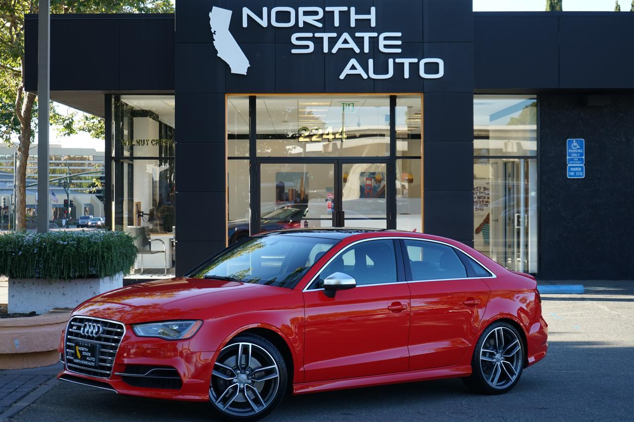 2016 Audi S3 Premium Plus Walnut Creek CA
