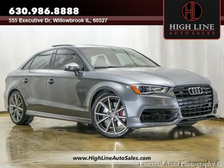 2016_Audi_S3_Premium Plus_ Willowbrook IL