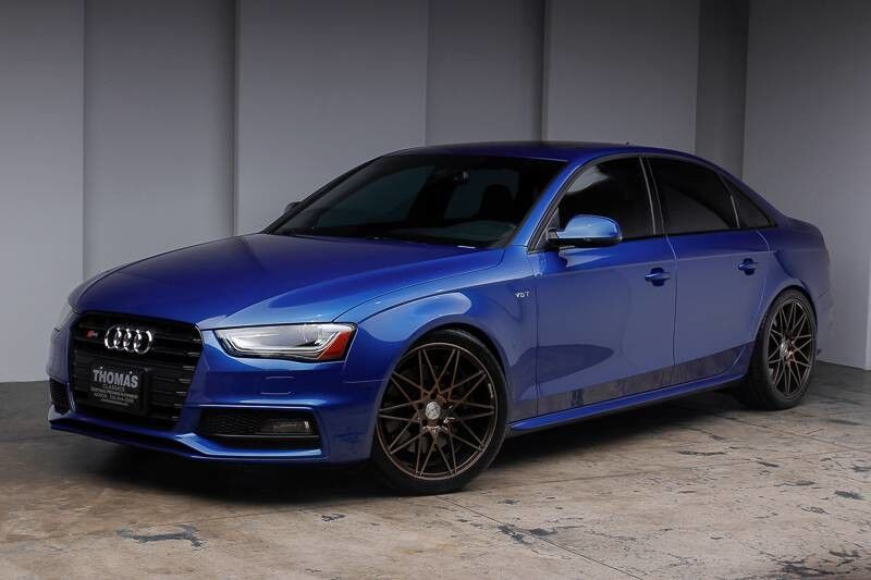 Audi S Premium Plus Manual Akron OH - Audi s4