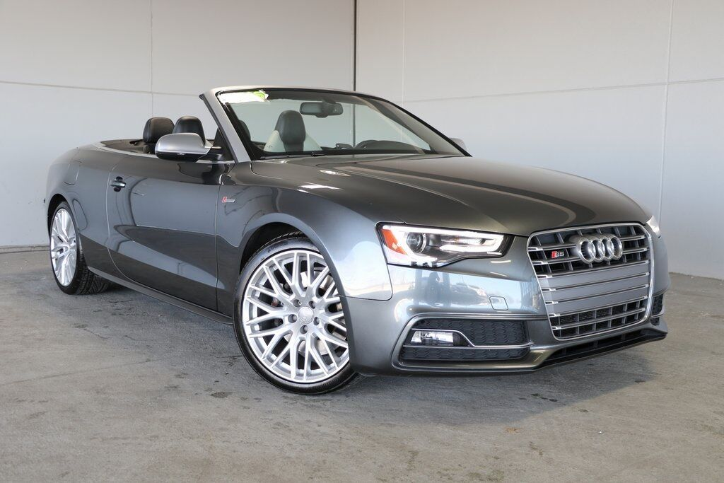 2016 Audi S5 3.0T Premium Plus Merriam KS