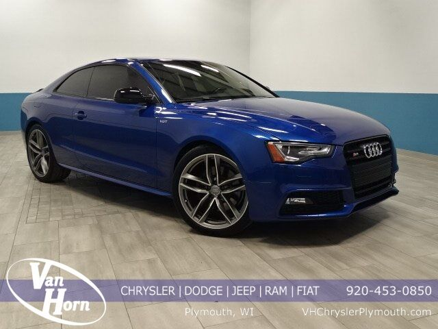 2016 Audi S5 3.0T Premium Plus Milwaukee WI