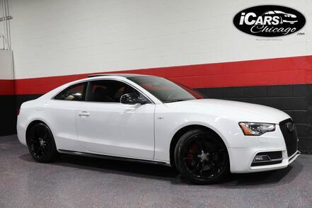 2016_Audi_S5_Premium Plus 2dr Coupe_ Chicago IL