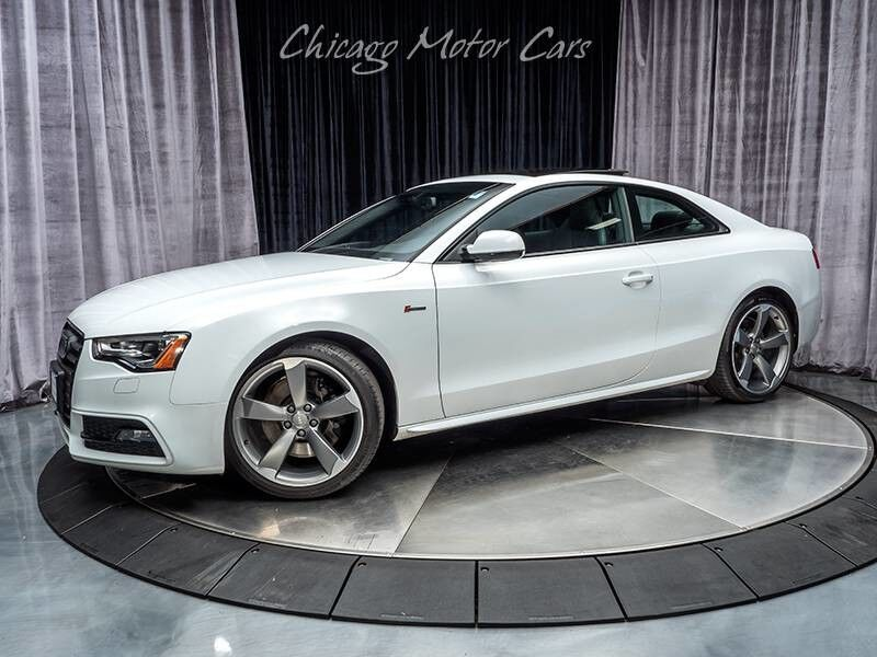 2016_Audi_S5_Premium Plus Quattro Coupe_ Chicago IL