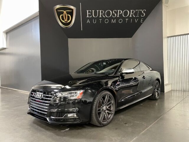 2016 Audi S5 Premium Plus Salt Lake City UT