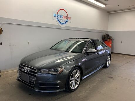 2016 Audi S6 Premium Plus Holliston MA