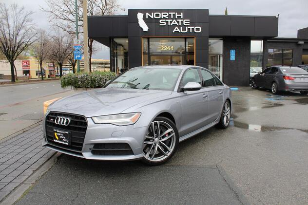 2016_Audi_S6_Prestige_ Walnut Creek CA