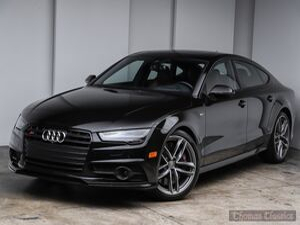 2016_Audi_S7__ Akron OH