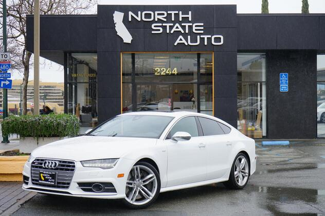 2016_Audi_S7__ Walnut Creek CA