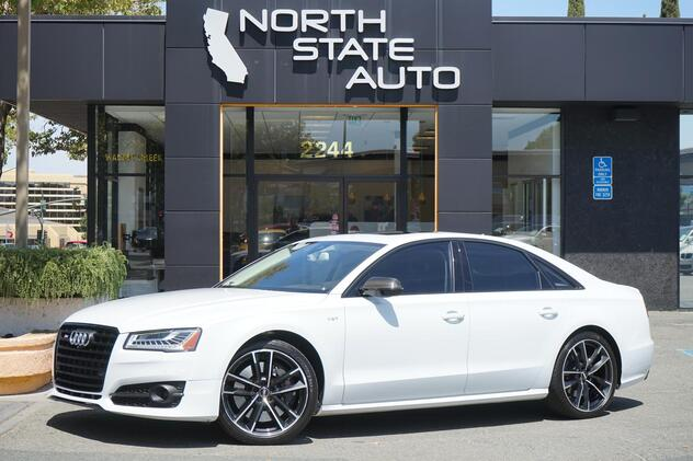 2016_Audi_S8_Plus_ Walnut Creek CA