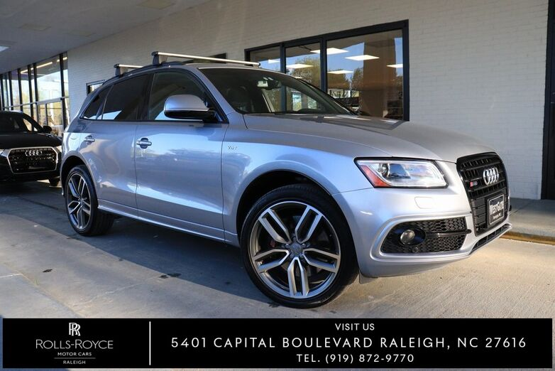 2016 Audi SQ5 3.0T Premium Plus Raleigh NC
