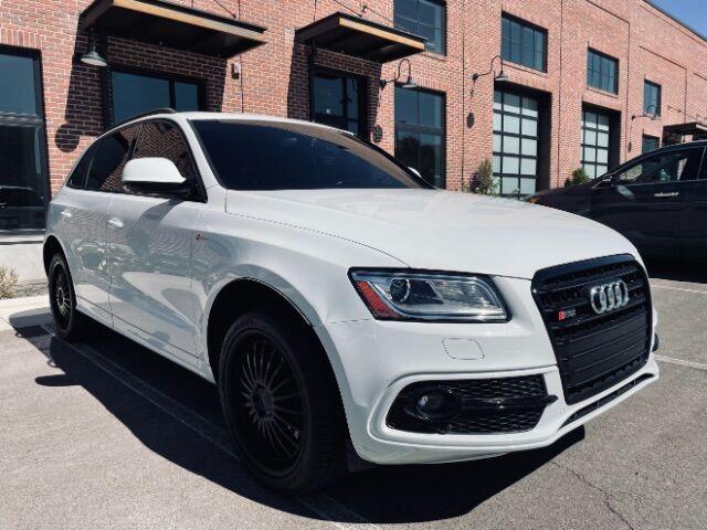 2016 Audi SQ5 3.0T Premium Plus quattro Bountiful UT