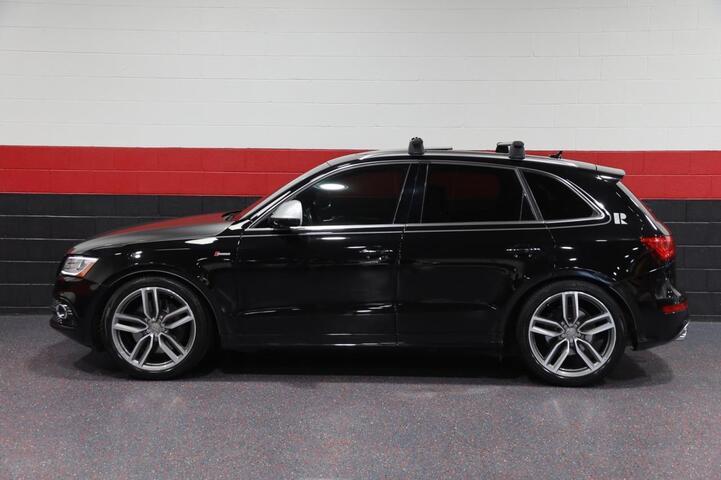 2016 Audi SQ5 Premium Plus 4dr Suv Chicago IL