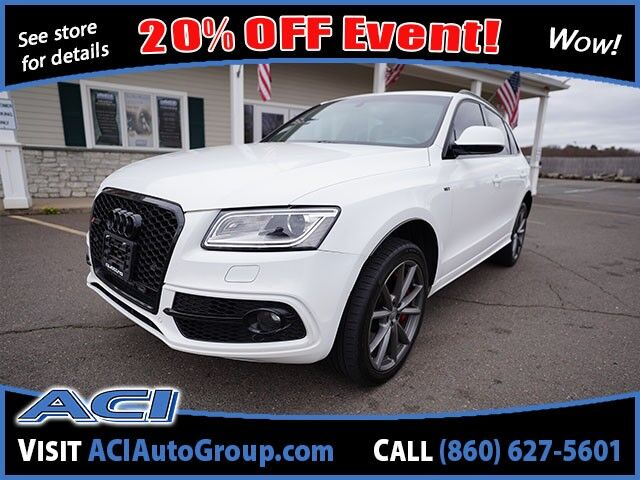 2016 Audi SQ5 Premium Plus East Windsor CT