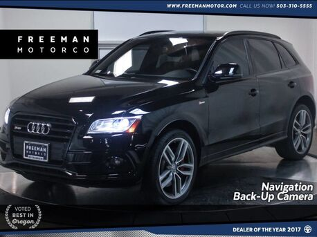 2016_Audi_SQ5_Premium Plus Quattro Nav Back-Up Camera_ Portland OR
