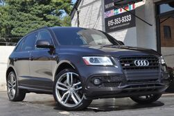 Audi SQ5 Premium Plus/Quattro/Tech Pkg w/ MMI Navigation Plus, Side Assist, Parking System Plus w/ Rear View Camera/Xenon Plus Headlights w/ LEDs/Heated Front Seats/Push-To-Start/Panoramic Roof/21'' Wheels 2016