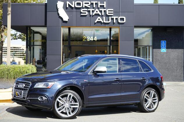 2016_Audi_SQ5_Premium Plus_ Walnut Creek CA