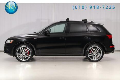 2016_Audi_SQ5 Quattro AWD_Premium Plus_ West Chester PA