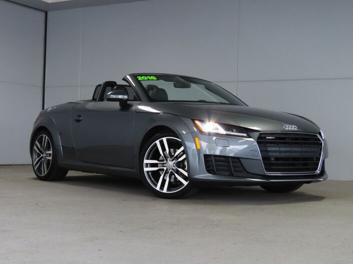 2016 Audi TT 2.0T Roadster Merriam KS