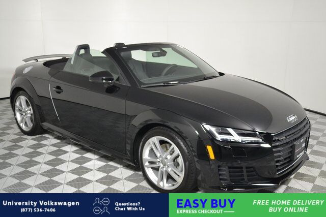 2016 Audi TT 2.0T Roadster Seattle WA