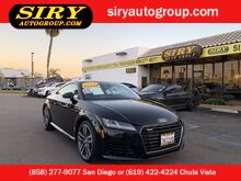 2016_Audi_TT_2.0T_ San Diego CA