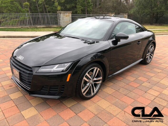 2016 Audi TT 2.0T The Woodlands TX