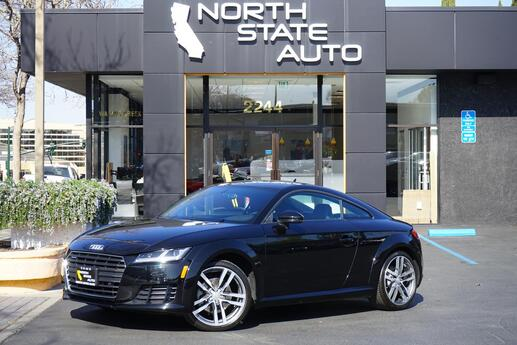 2016 Audi TT 2.0T Walnut Creek CA