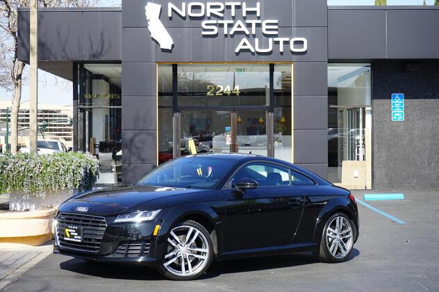 2016_Audi_TT_2.0T_ Walnut Creek CA
