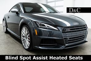 2016_Audi_TTS_2.0T quattro Blind Spot Assist Heated Seats_ Portland OR