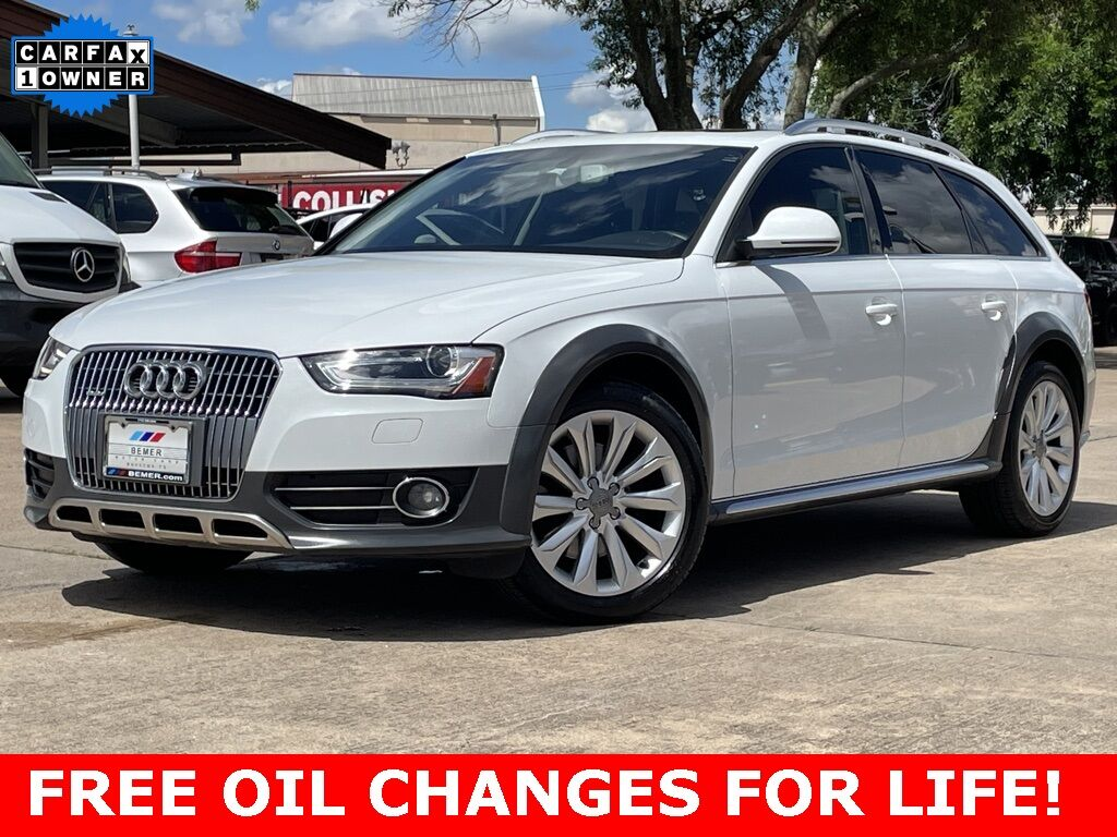 2016_Audi_allroad_2.0T Premium Plus_ Houston TX