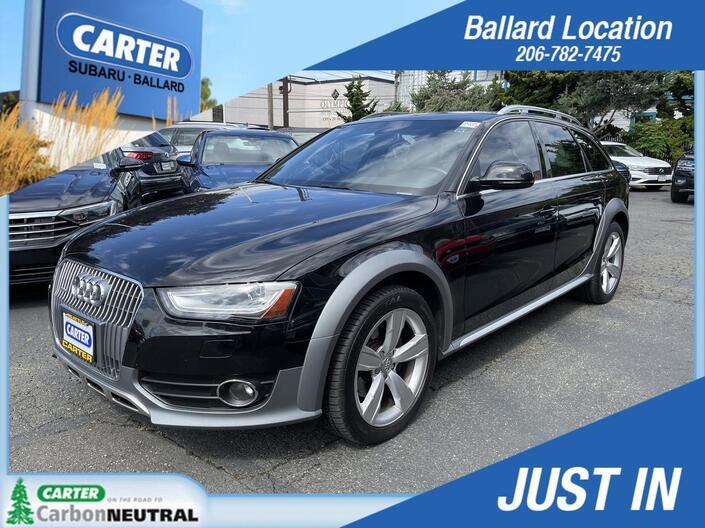 2016 Audi allroad Premium Plus Seattle WA