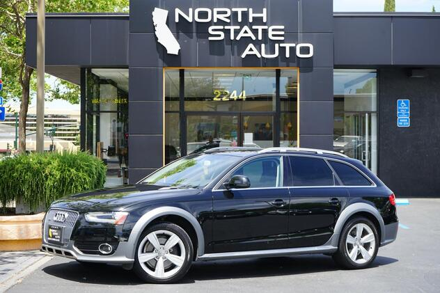 2016_Audi_allroad_Premium_ Walnut Creek CA