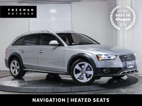 2016_Audi_allroad_quattro Premium Pano Roof Navigation Heated Seats_ Portland OR