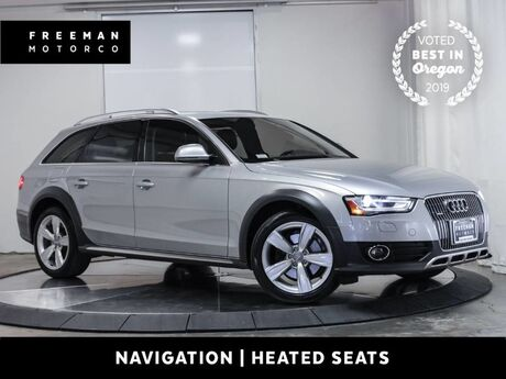 2016 Audi allroad quattro Premium Pano Roof Navigation Heated Seats Portland OR