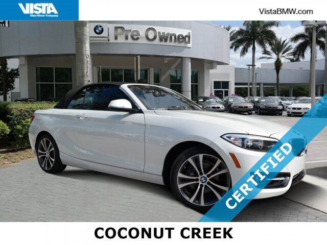 2016 BMW 2 Series 228i Coconut Creek FL