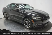 BMW 2 Series 228i KEYLESS GO,18IN WHLS,HID LIGHTS 2016