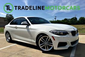 2016_BMW_2 Series_228i M-SPORT, 1-OWNER, LEATHER, SUNROOF, PREMIUM SOUND... AND MUCH MORE!!!_ CARROLLTON TX