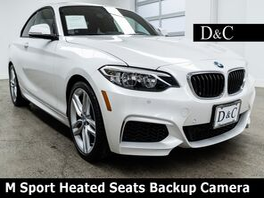 2016_BMW_2 Series_228i M Sport Heated Seats_ Portland OR