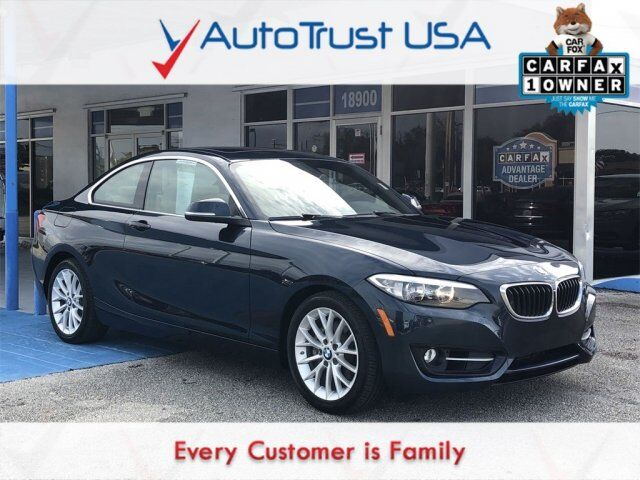2016 BMW 2 Series 228i Miami FL